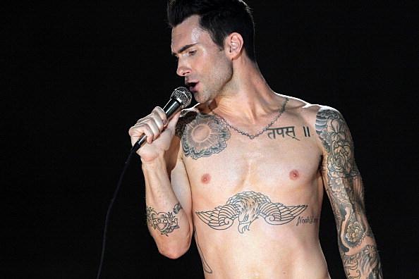 nudes Adam levine