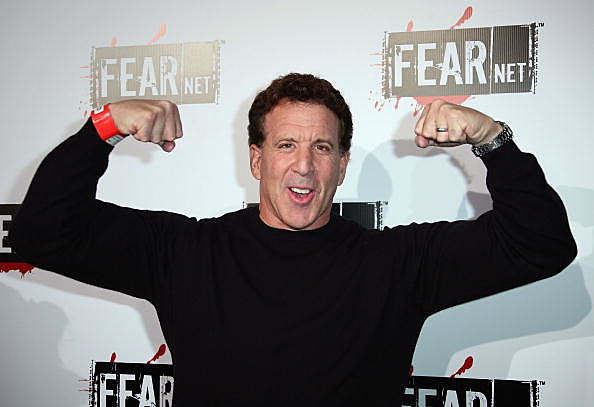 Lincoln Middle School Gets a New Fitness Center from 'Body by Jake's' Jake Steinfeld
