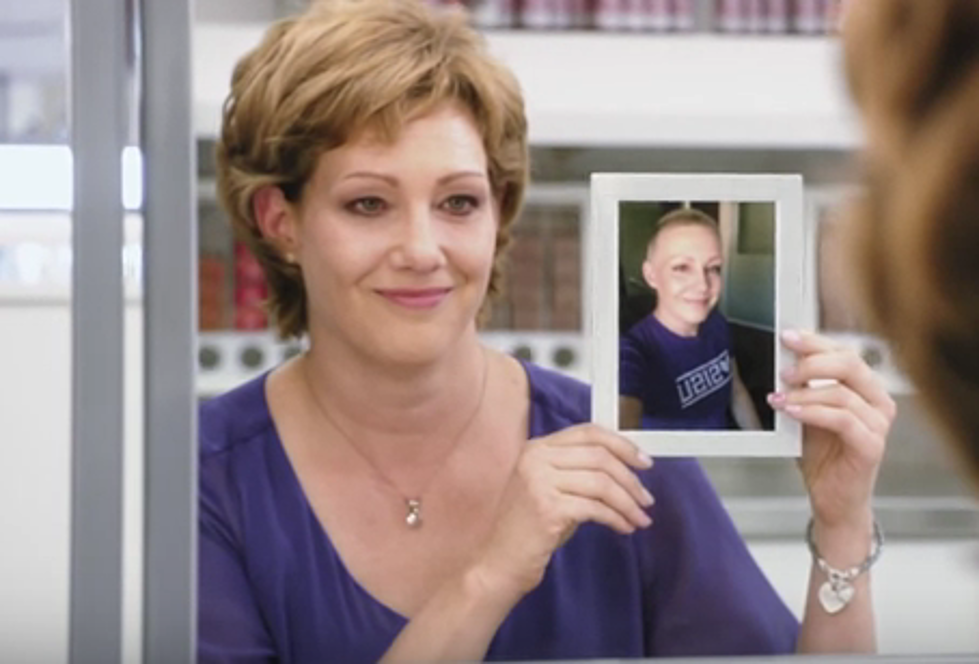Breast Cancer Survivor Shares Powerful Story Of Getting Her First