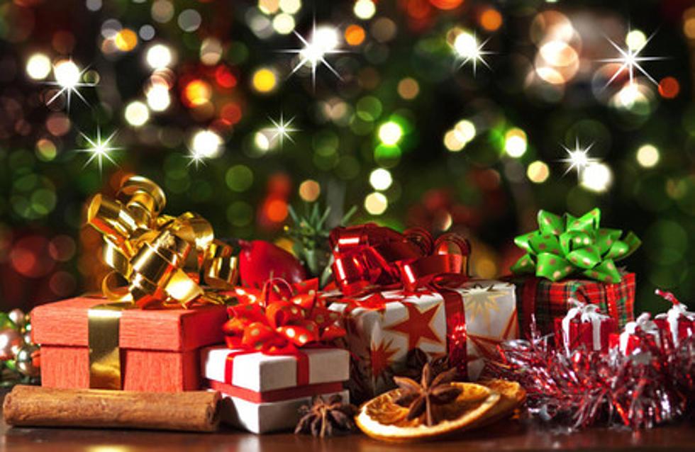 Take the 5 Christmas Gift Challenge [LIST]
