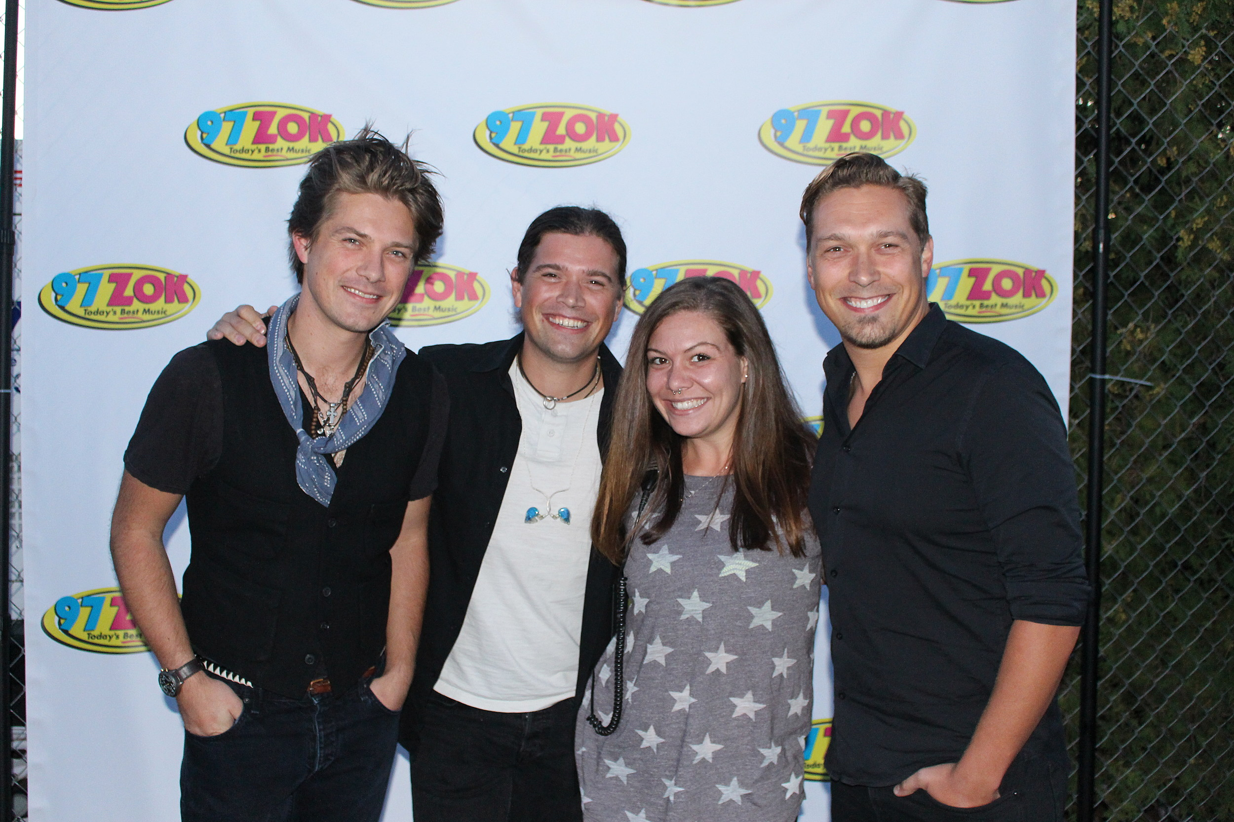 Hanson Meet And Greet Photos From Brews And Bbq 2016