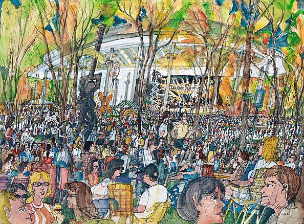 Chicago's Ravinia Announces Summer Outdoor Concert Schedule