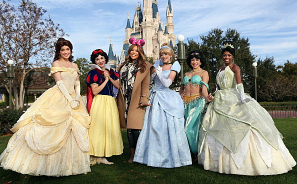 "Wendy Williams Shows Her ""Disney Side"" At Disney World"