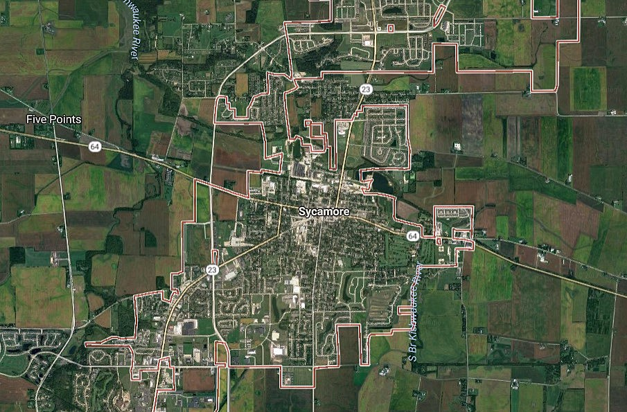 Small Town Near Rockford Named The Coolest In The US - Coolest maps of the us