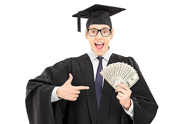 How Much Money Are You Supposed To 'Gift' High School Graduates?