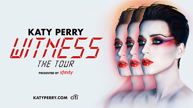 Katy Perry Announces Tour, Here's How to Win Tickets from 97ZOK