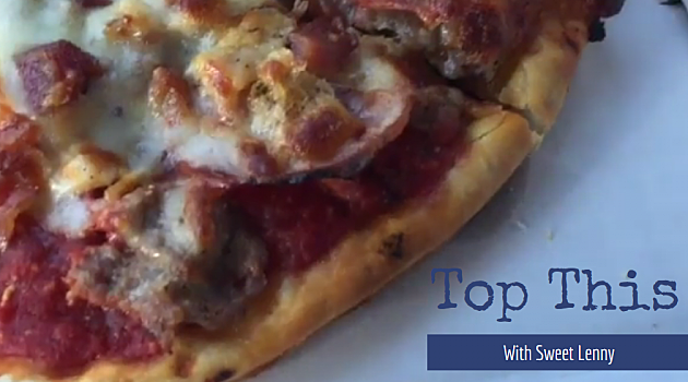 Top This! Sweet Lenny's Search For Rockford's Best Pizza: Pietro's Pizza