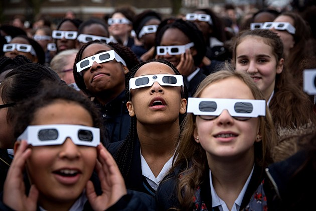 Chillax Everyone, The Next Total Eclipse Will Hit Illinois Much Sooner Than You Think
