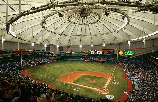 Toronto Blue Jays v Tampa Bay Devil Rays