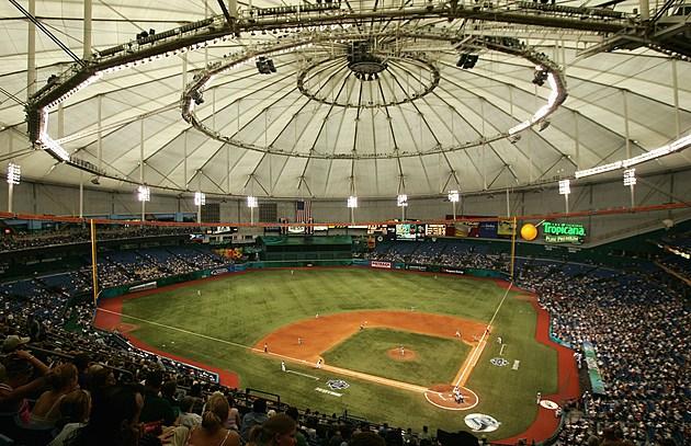 Toronto Blue Jays v Tampa Bay Devil Rays