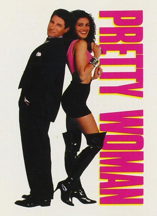 Pretty Woman (1990 Film) via Amazon