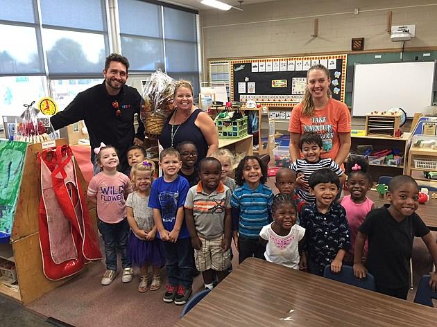 Teacher of the Week:  Mrs. Girardin from Summerdale Elementary School