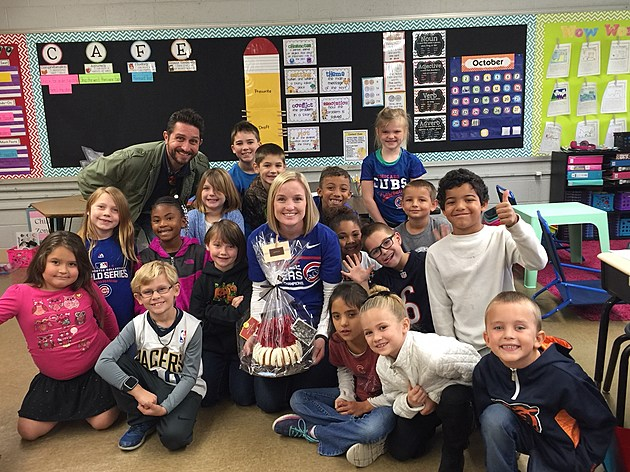 Teacher Of The Week: Ms. Meiers From Windsor Elementary