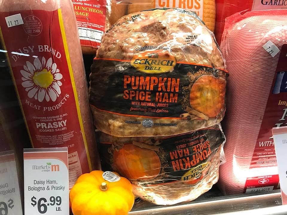 Elkrich Pumpkin Ham