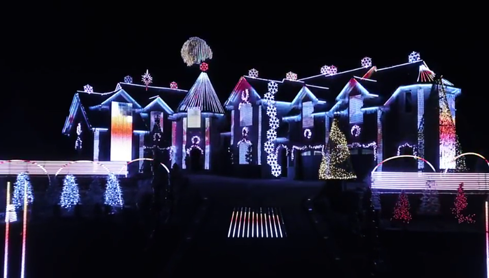 illinois most popular christmas light show just released their 2017 video