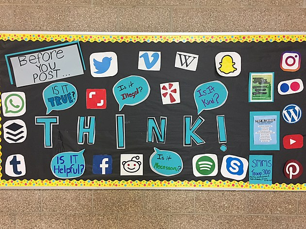 Rockton Middle School Shares Great List of Social Media Do's & Dont's