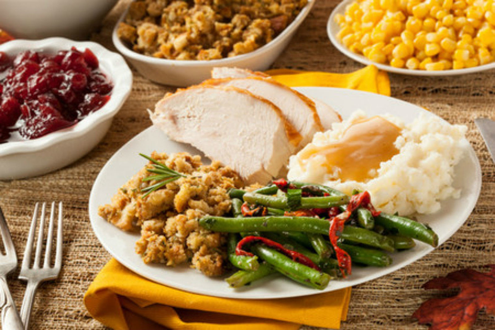 Popular Thanksgiving Side Dishes